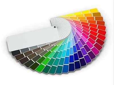 Покраска в нестандартный цвет по каталогу RAL