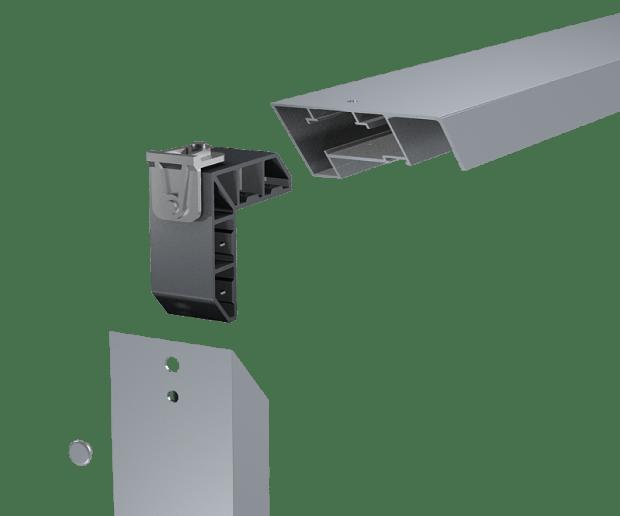 Алюминиевая конструкция